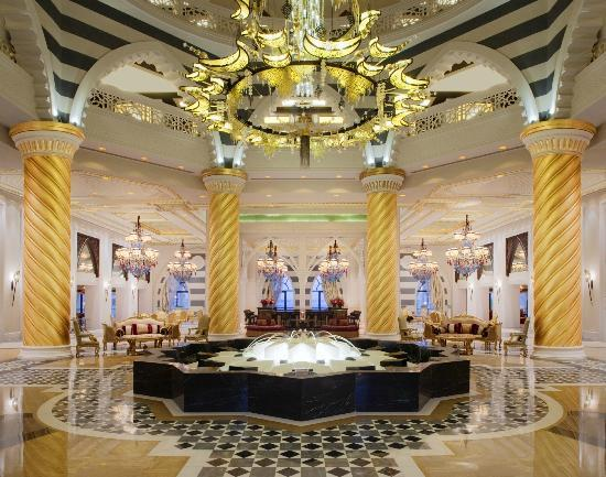 Jumeirah Zabeel Saray - Lobby