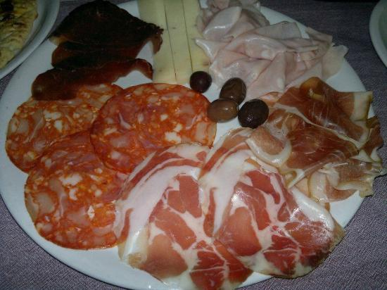 Antipasto all'italiana (Paolo