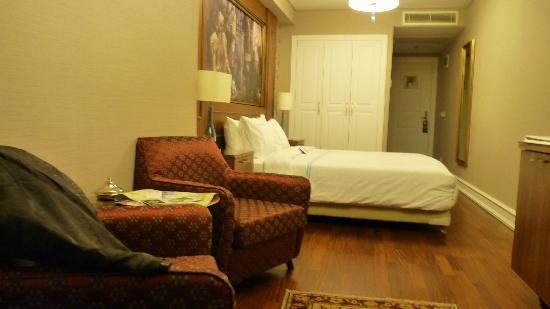 Neorion Hotel: comfortable sleeping