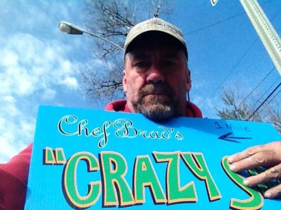 "Bridgewater Corners, VT: A ""Crazy Customer"""