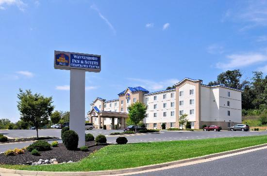 Photo of BEST WESTERN PLUS Waynesboro Inn & Suites Conference Center