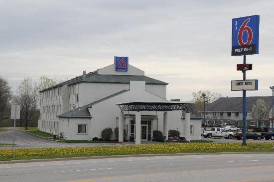 Motel 6 Sandusky-Milan