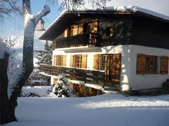 Chalet Roches