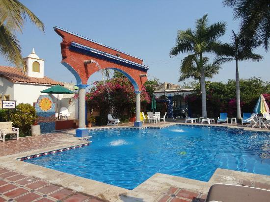 Photo of Hotel Hacienda Flamingos San Blas