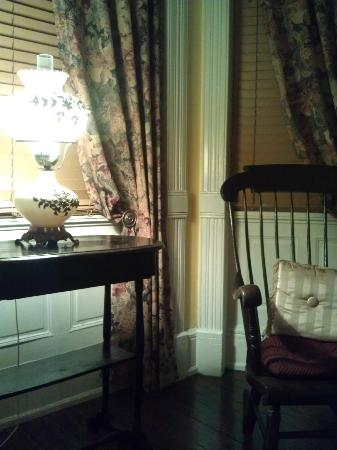 Chester Arthur House B & B at Logan Circle: Room #1