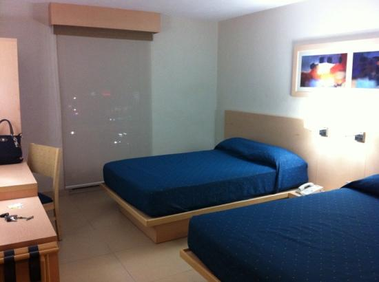 City Express Merida: Habitación