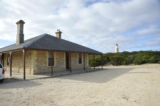 Cape du Couedic Lighthouse Keepers Heritage Accommodation: Parndana lodge