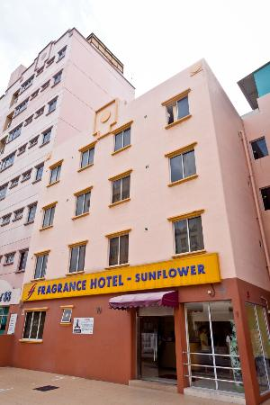 Fragrance Hotel - Sunflower