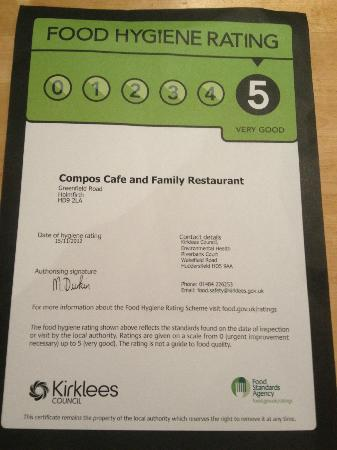 Family Picture Singapore on Compo S Take Away And Family Restaurant Reviews  Holmfirth  United