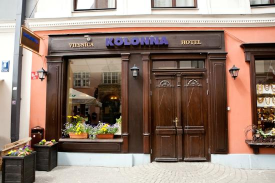 Photo of Kolonna Hotel Riga
