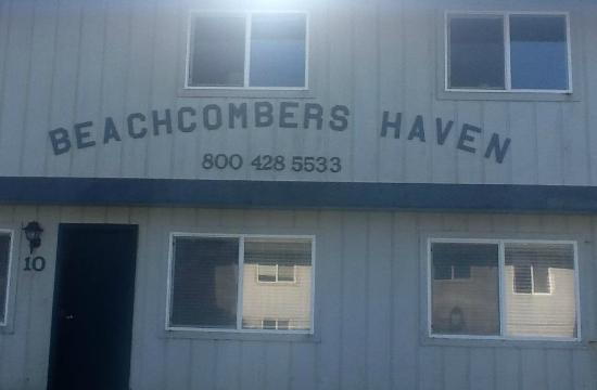 Beachcombers Haven: Home away from home