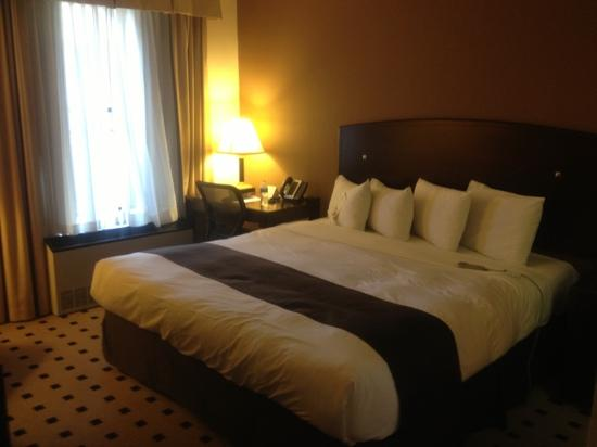Radisson Martinique on Broadway : room