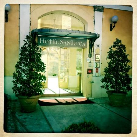 Hotel San Luca: Hotel front