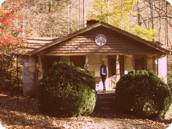 Mountain Brook Cottages: Our Cabin