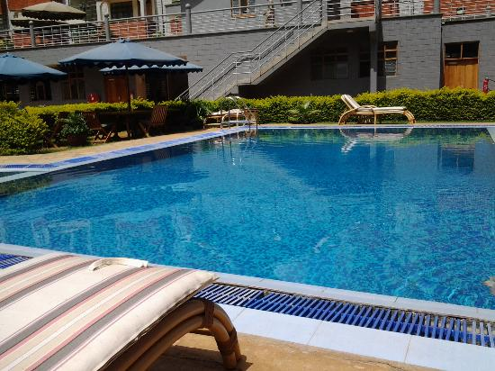 Ole Dume Serviced Apartments Hotel: pool