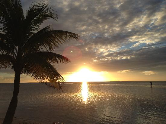 Little Palm Island Resort & Spa: Sunset at Little Palm Island