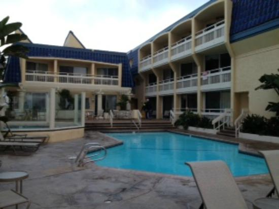 BEST WESTERN PLUS Blue Sea Lodge: Pool