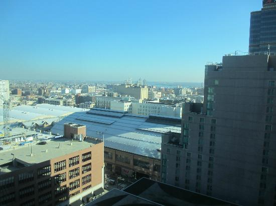 Philadelphia Marriott Downtown: View from our room 2319