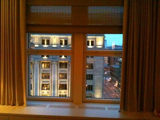 Hotel St. Paul: view back rooms