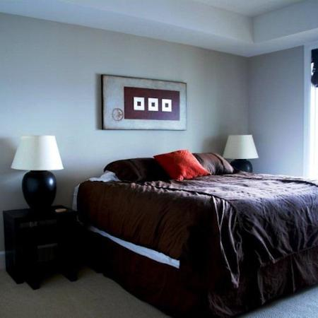 Seasons at Sandpoint: Master Bedroom