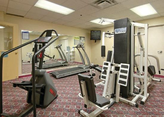 Comfort Inn Downtown: Fitness