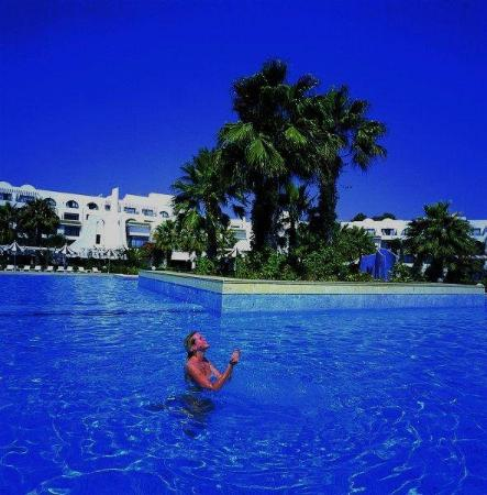 Hasdrubal Thalassa Hotel &amp; Spa Port El Kantaoui: Pool