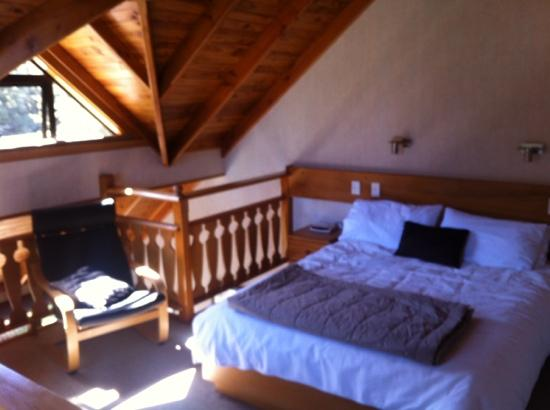 Alpine Lodge: very nice room!