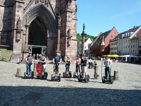 Gr-oove - Segway Point Freiburg