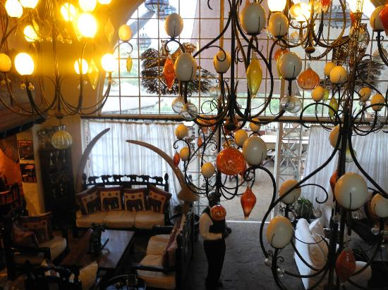 Rolf's Place: nice decoration