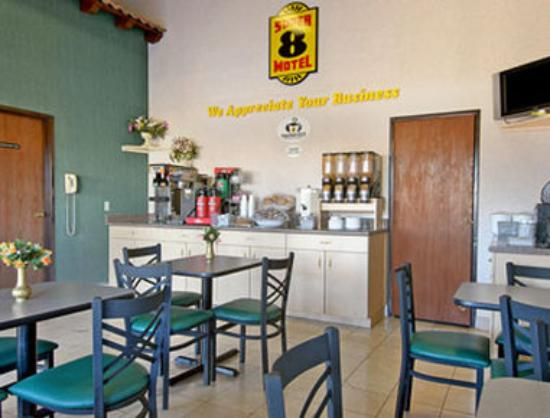 Super 8 Tucson/I-10: Breakfast Area