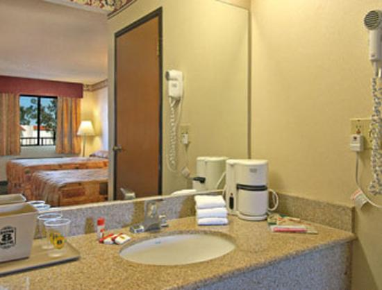 Super 8 Tucson/I-10: Bathroom