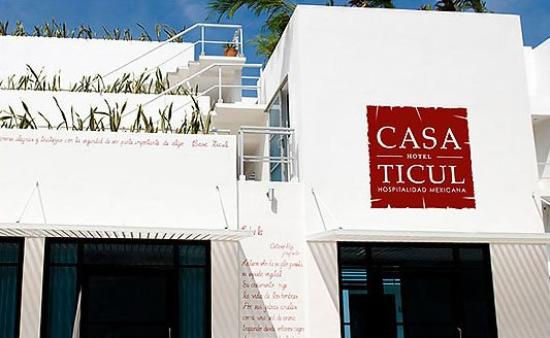 Photo of Hotel Casa Ticul Playa del Carmen
