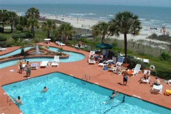 Sandcastle Oceanfront Resort at the Pavilion: Pools Lgnew