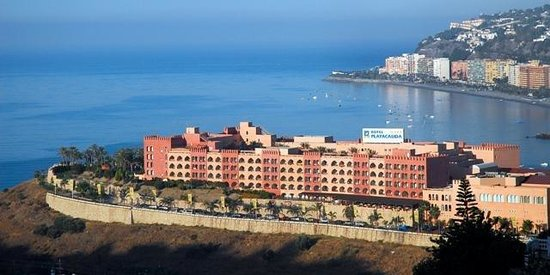 Photo of Playacalida Spa Hotel Almunecar