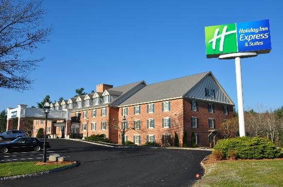 ‪Holiday Inn Express Hotel And Suites Merrimack‬