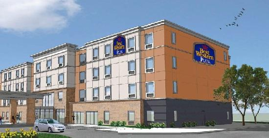 ‪BEST WESTERN PLUS Eastgate Inn & Suites‬