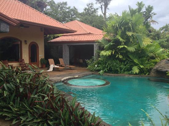 The Springs Resort and Spa at Arenal: Villa Patio