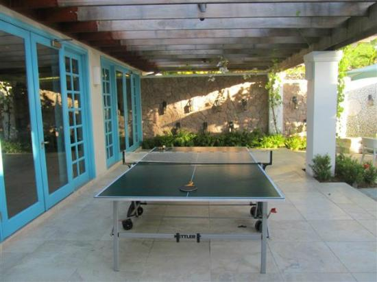 The BodyHoliday, LeSport: Ping Pong