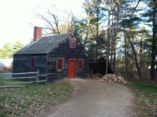 Old Sturbridge Village: Walk into the 1800's