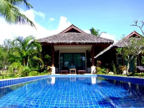 Ko Kho Khao, Thailand: Suite Pool