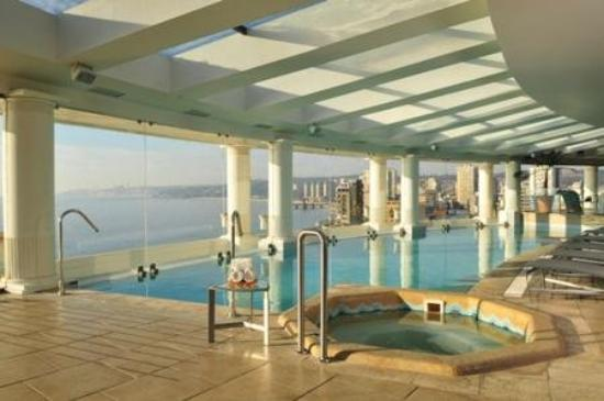 Hotel del Mar - Enjoy Vina del Mar - Casino & Resort: Pool