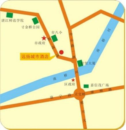 Map - Picture of Zhanjiang, Guangdong - TripAdvisor