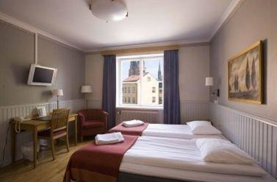 Akademihotellet: Double Room