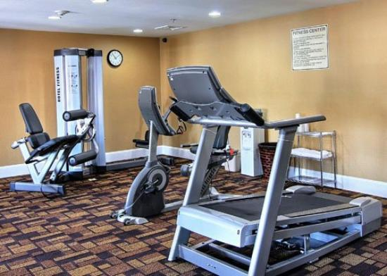 Comfort Inn and Suites: SCFitness Center