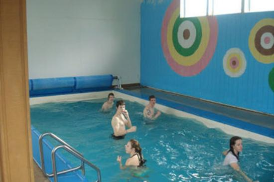 Auckland North Shore Motels & Holiday Park: Pool