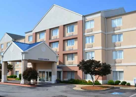 Photo of Quality Inn and Suites Spartanburg