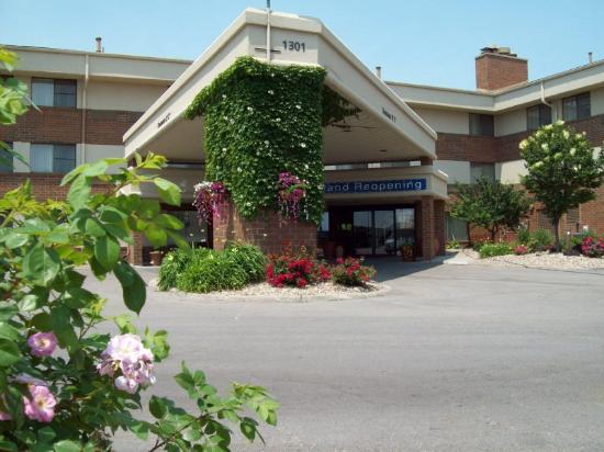 Lincoln Heights Hotel - Lincoln Airport