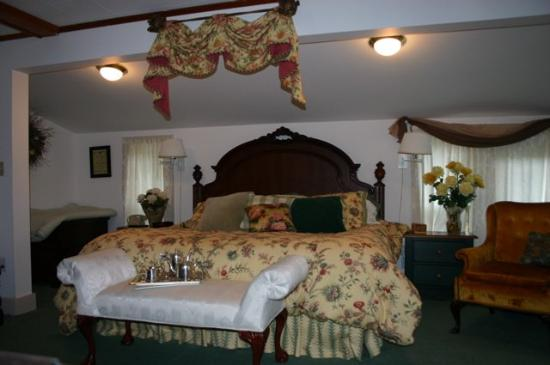 Augustus Bove House: Guest Room