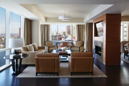 Four Seasons Baltimore: BLT Suite