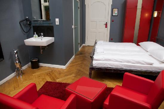 ArtHotel Connection: Doppelzimmer Komfort